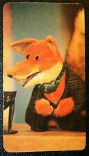 BASIL BRUSH   Famous Fox    Superb 1970's Card  Exc