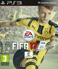FIFA 17 PARA PLAY 3 DE STORE ESPAÑA(NO CD)