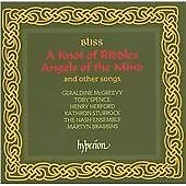 HYPERION CDA67188/9 (2) BRABBINS ~ BLISS ~ KNOT OF RIDDLES + ANGELS OF THE MIND