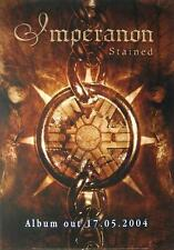 """IMPERANON POSTER """"STAINED"""""""