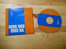 CD Schlager Guus Meeuwis / Vagant - Denk Nou Eens Na (2 Song) WVS MUSIC
