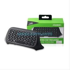 Mini USB Wireless Chatpad Message Keyboard for Xbox One Controller Wireless 2.4G