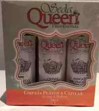 KERATIN SEDA QUEEN Cirugía Plasti Capilar SEDAQUEEN Hair Straightening Treatment