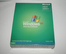 Microsoft Windows XP Home Edition Version 2002 Upgrade X08-55007 Great Condition