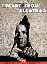 Escape From Alcatraz DVD, Clint Eastwood, Patrick McGoohan, Roberts Blossom, Jac