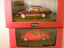 Fiat 8V Zagato 1952 / Lancia 2000 Coupè HF 1971 1/43 Lotto-Stock Starline