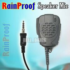 RainProof Speaker Mic for Yaesu VX 6R 7R FT-270R 277R