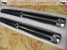 Honda CB 750 K1 K2 - K6 Hitzeschutzbleche Auspuff Set Protector, muffler Set