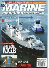 MARINE MODELLING INTERNATIONAL,  MARCH, 2014  ( REVIEW SPRINTER MINITUG )