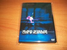 KLAUS SCHULZE - KLANGART 2001 DVD LIVE