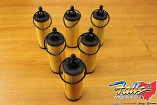 2014-16 Chrysler Jeep Dodge RAM 3.2L 3.6L V6 Pentastar Oil Filter Set of 6 Mopar