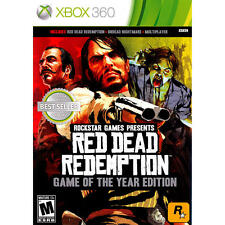 Red Dead Redemption: Game of the Year Edition for Xbox 360