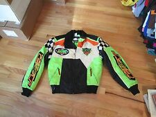 Team Arctic Cat Racing Snowmobile Racing Winter Jacket Size M ?