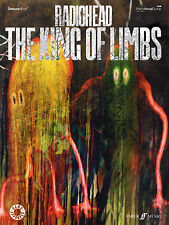 The King Of Limbs Radiohead Rock Indie Piano Voice Guitar FABER Music BOOK