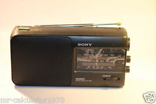 SONY FM/AM/LW 3 BANDS  RECEIVER  RADIO ICF-790L