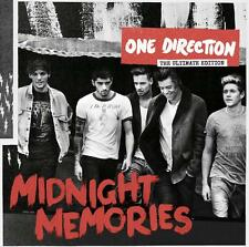 Midnight Memories von One Direction (2013), The Ultimate Edition, Neu OVP, CD