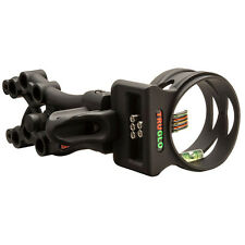 New 2016 Truglo Carbon XS Xtreme 5 Pin .019 Bow Sight Black TG5805B