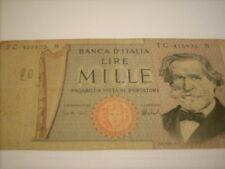 1000 lires 1969 italie