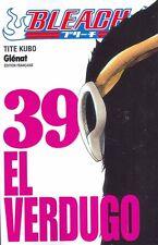 BLEACH tome 39 Tite Kubo MANGA shonen