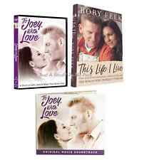 To Joey With Love: Joey & and Rory Feek Movie DVD + CD + This Live I Live Book