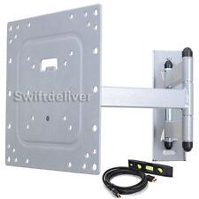 """Tilt Articulating TV Wall Mount for Vizio Samsung 28"""" 29 32 37 39 40 42"""" LED 1SV"""