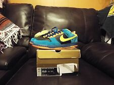 RARE Nike Dunk Low Premium SB SKATE OR DIE Size 10.5 NEW WBOX AND EXTRA LACES