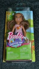 2016 NEW BARBIE / CHELSEA CAMPING FUN KRISSY BROWN HAIR