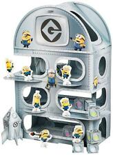 Despicable Me Global Minions Giant House Play Set 19pc Character Game New Gift