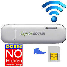 D-Link DWR-710 3G / 2G / Wlan (Wifi) usb modem Data Card 21Mbps Le Petit Router