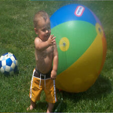 Children's Outdoor Swimming Beach Ball Inflatable Ball Water Fountain