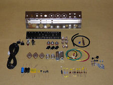 5E3 TWEED DELUXE KIT, USA CHASSIS and PARTS KIT, Switchcraft, Mallory, Turret