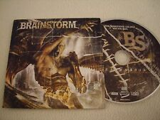 BRAINSTORM - Metus Mortis Promo CD Metal Blade 2001 German Metal