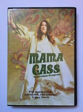 The Mama Cass Television Program (DVD, 2009) NEW Title Seal Joni Mitchell Dylan