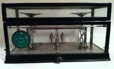 Antique Apothecary Drug Store Pharmacy Scale Torsion Balance 1890's