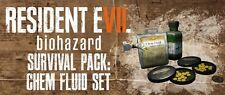 Resident Evil 7 Biohazard - Survival Pack: Chem Fluid Set DLC (Xbox One)