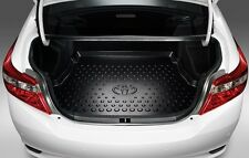 GENUINE TOYOTA ALL NEW VIOS 2013-2016 CAR ACCESSORIES TRUNK LUGGAGE STORAGE TRAY
