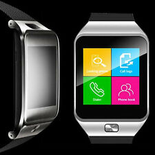 Smart Bluetooth Watch Wristwatch Clock for Samsung Galaxy S5 S6 edge S7 Note 3 4