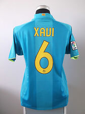 XAVI #6 Barcelona Away Football Shirt Jersey 2007/08 (M)