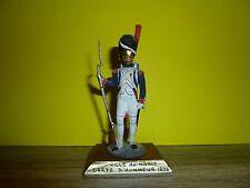 FIGURINE D ARTISTE = GARDE D HONNEUR DE LA VILLE DE NANCY  1806