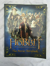 THE HOBBIT UNEXPECTED JOURNEY THE MOVIE SCRAPBOOK MAGAZINE / BOOKLET