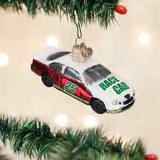 *Race Car* Nascar Matchbox [46043] Old World Christmas Glass Ornament - NEW