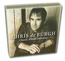Chris De Burgh Classic Album Selection 5 CD - NEW (spanish train, spark to a)
