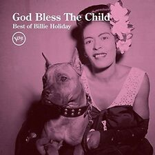 BILLIE HOLIDAY - GOD BLESS THE CHILD: BEST OF BILLIE HOLIDAY  CD NEU