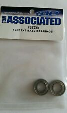 25235 10x19x5 Ball Bearings Two (2) pack New! Team Associated