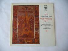 Rachmaninow - Vespermesse op.37, Waleri Poljanski, Moskauer Kammerchor Vinyl(29)