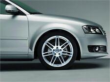 Original Audi A3 8P 18'' Sommerkomplettradsatz 7 Doppelspeichen Design 7,5Jx18