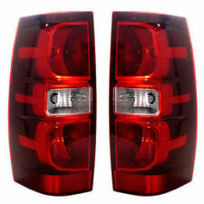 2007 - 2011 CHEVY TAHOE / SUBURBAN TAIL LAMP LIGHT PAIR LEFT & RIGHT SET