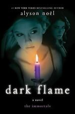 Dark Flame (the Immortals, Book 4), Alyson Noël, Good Book