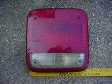 GM 85 to 96 GMC CHEVROLET VAN right TAILLIGHT ASSEMBLY GUIDE IZ CHEVY G SERIES