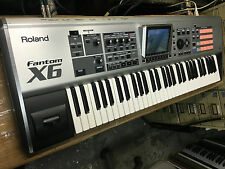 Roland Fantom X6 61-Key Keyboard / Synthe​sizer/synth/pads /512 meg //ARMENS//